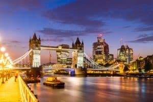 עבודה בלונדון