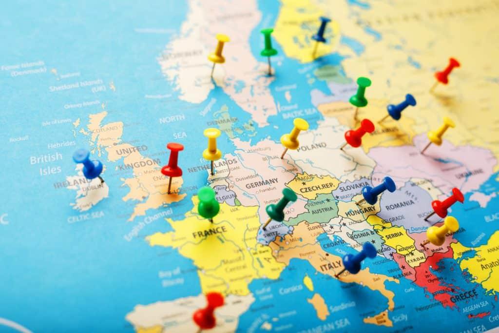 עבודה באירופה בלי דרכון אירופאי