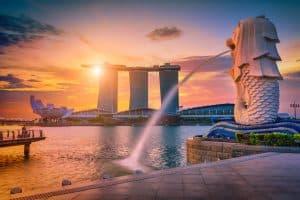 עבודה בסינגפור