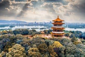 עבודה בסין